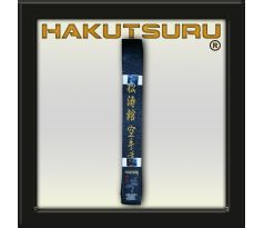 Satin Master Belt Shotokan Karate-Do - Black Sensei