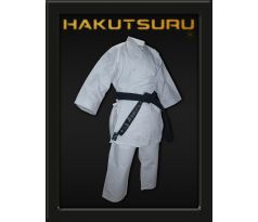 Karate Uniform - Renshi - with golden embrodiery