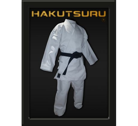 Karate Uniform - Shihan - with golden embrodiery