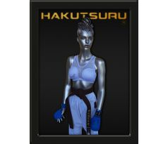 Ladies breast Protectors Hakutsuru